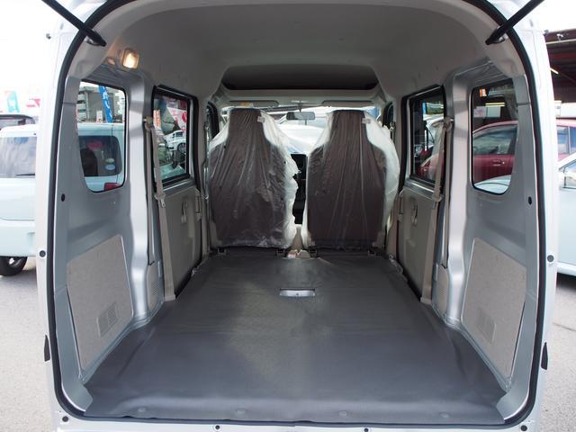 日産 NV100クリッパーバン DX GLパッケージ ハイルーフ 5AGS車 届出済未使用車