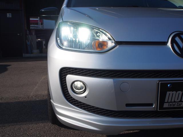 フォルクスワーゲン VW アップ! オレンジ アップ 特別限定車 1000台限定