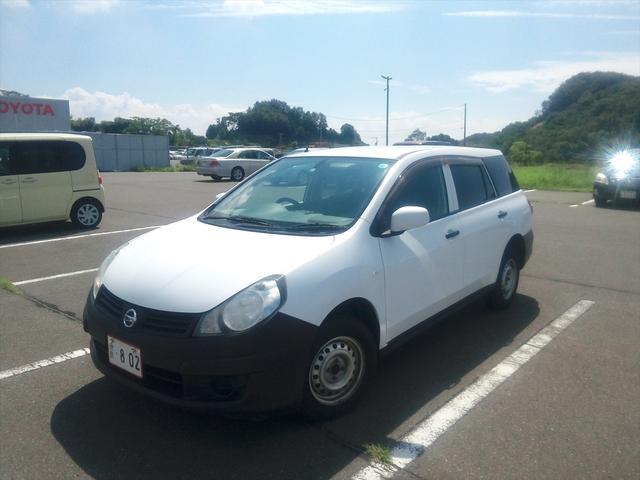 「日産」「AD」「ステーションワゴン」「徳島県」の中古車71