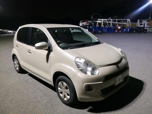 「トヨタ」「パッソ」「コンパクトカー」「徳島県」の中古車70