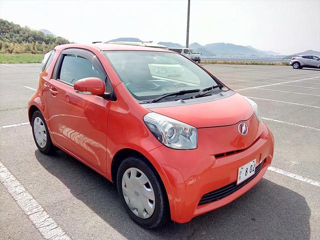 「トヨタ」「iQ」「コンパクトカー」「徳島県」の中古車70