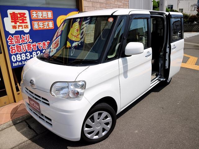 「ダイハツ」「タント」「コンパクトカー」「徳島県」の中古車21