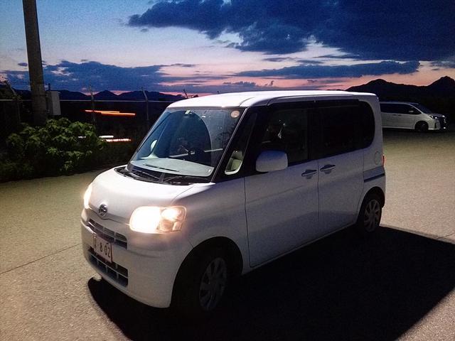 「ダイハツ」「タント」「コンパクトカー」「徳島県」の中古車71