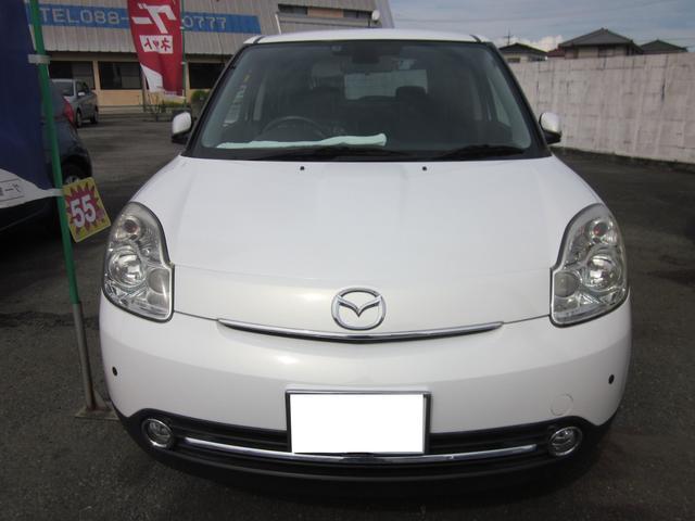 「マツダ」「ベリーサ」「コンパクトカー」「徳島県」の中古車2