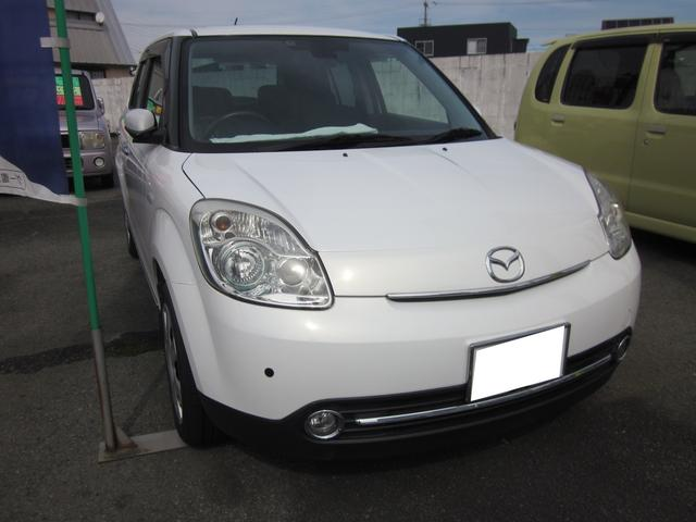 「マツダ」「ベリーサ」「コンパクトカー」「徳島県」の中古車5