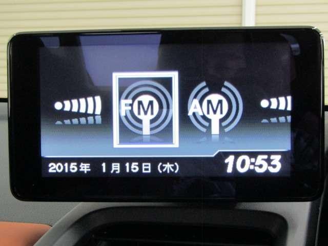 ★センターディスプレイ★ 運転中にかかる加速Gやアクセルペダル開度、ブレーキ圧を表示します(*^-^*)BluetoothやUSB接続でお気に入りの音楽も楽しめます♪