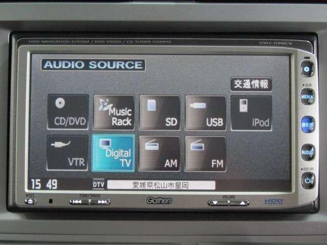 スポーツWターボ HDDナビ フルセグTV バックカメラ(15枚目)