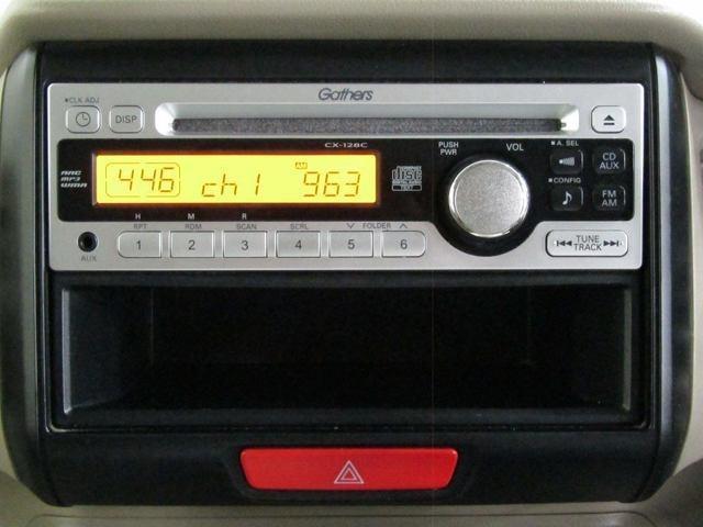 G CDプレーヤー ベンチシート キーレスキー(16枚目)