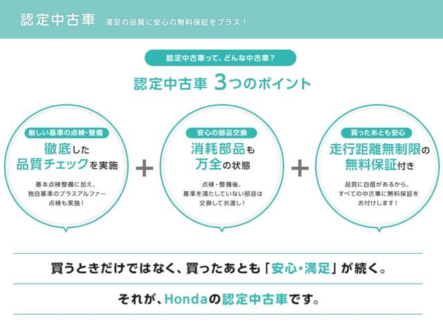 スパーダ・クールスピリット ホンダセンシング メモリーナビ(36枚目)