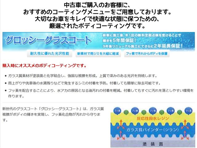 αブルーノレザーエディション ドライブレコーダー アルミホイ(38枚目)