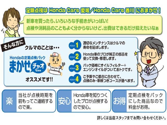 Fパッケージ メモリーナビ ホンダセンシング ワンセグTV(25枚目)