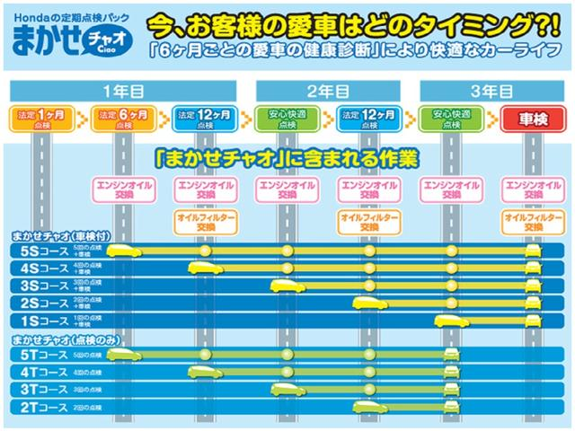 Fパッケージ メモリーナビ ホンダセンシング ワンセグTV(26枚目)