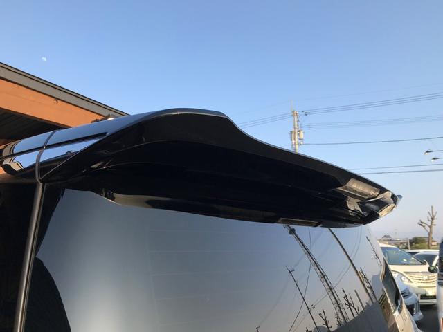 トヨタ ヴェルファイア 3.5エグゼクティブラウンジ サンルーフ モデリスタ