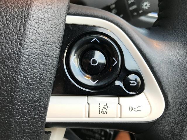 トヨタ プリウス Aツーリングセレクション ALPINE9インチ 革シート