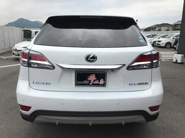 「レクサス」「RX」「SUV・クロカン」「香川県」の中古車3