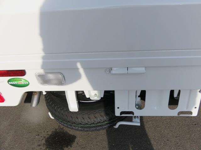 KCエアコンパワステ 農繁仕様 届出済未使用車2段切替4WD(11枚目)