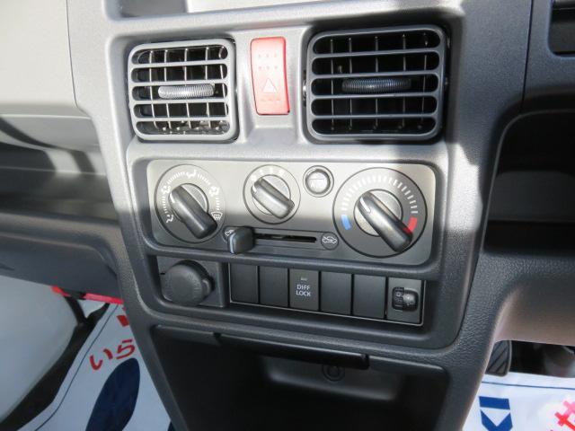 KCエアコンパワステ 農繁仕様 届出済未使用車2段切替4WD(18枚目)