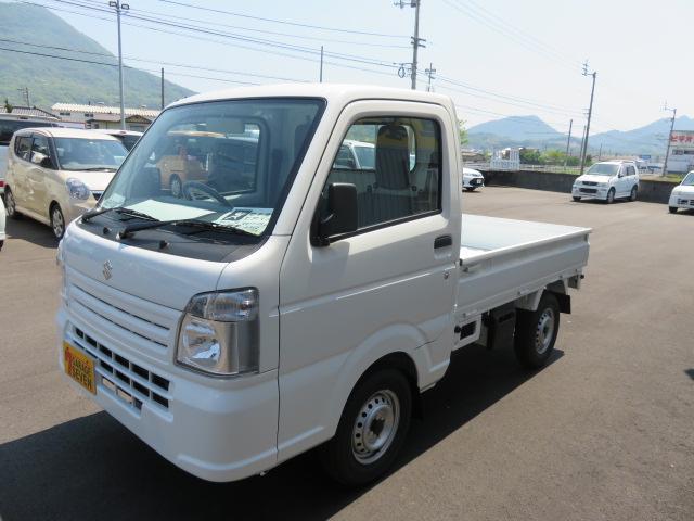 KCエアコン・パワステ オートマチック 届出済未使用車(4枚目)