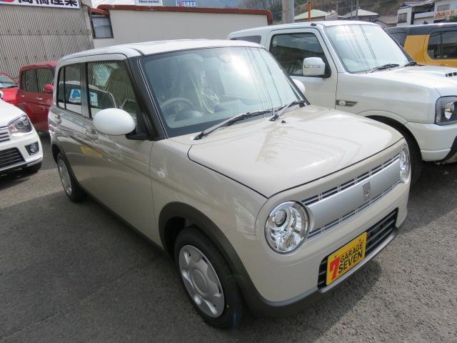 S 届出済未使用車 ホワイト2トーンルーフ ディスチャージ(4枚目)