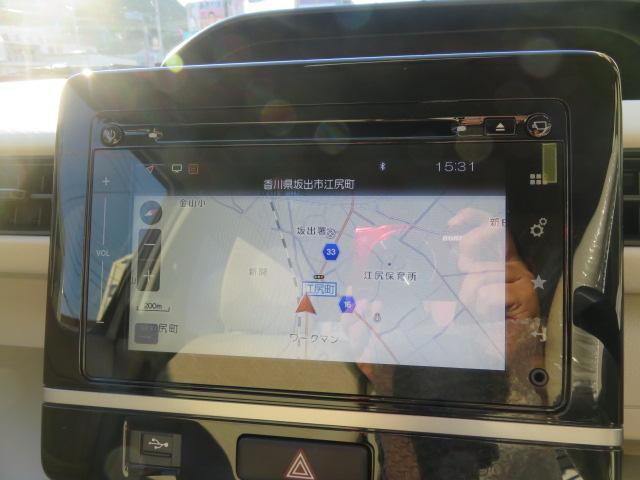 ハイブリッド FX 全方位モニター付メモリ-ナビ装着車(18枚目)