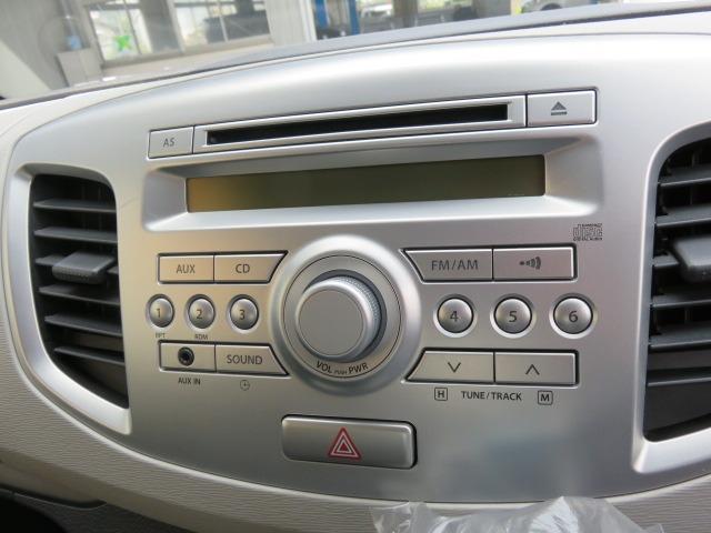 FX CDプレーヤー装着車 アイドリングストップ イモビライザー 電動格納式ドアミラー(14枚目)