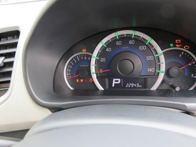 FX CDプレーヤー装着車 アイドリングストップ イモビライザー 電動格納式ドアミラー(19枚目)