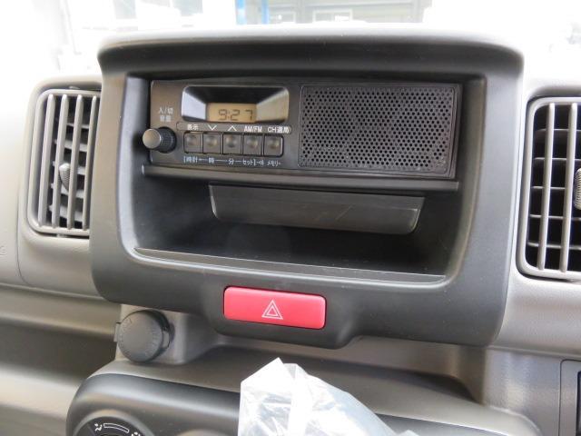 AM/FMラジオ、アクセサリーソケット