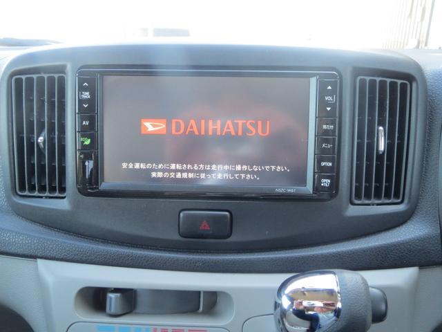ダイハツ ミライース X フルセグTV ナビ、ETC 新品タイヤ エコアイドル