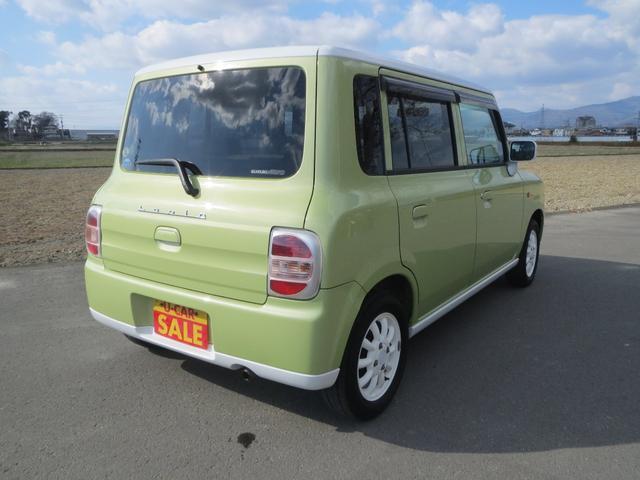 「スズキ」「アルトラパン」「軽自動車」「徳島県」の中古車8