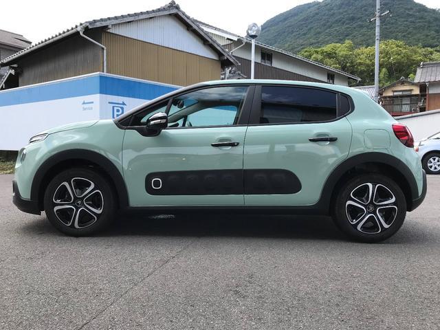 「シトロエン」「シトロエン C3」「コンパクトカー」「香川県」の中古車9