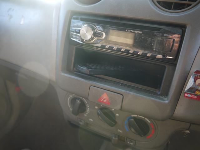 スズキ アルト E 4WD DVD CDデッキ