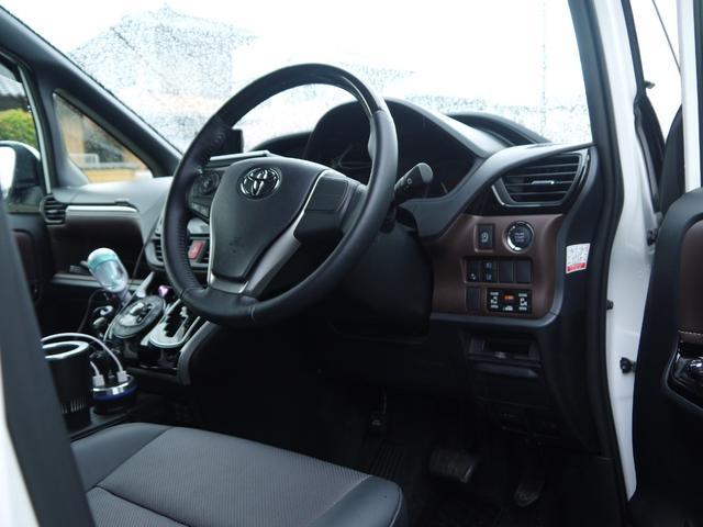 Gi WORK19インチAW 両側パワスラ 新品タナベ車高調(13枚目)