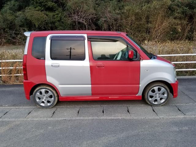 「マツダ」「AZ-ワゴン」「コンパクトカー」「徳島県」の中古車4