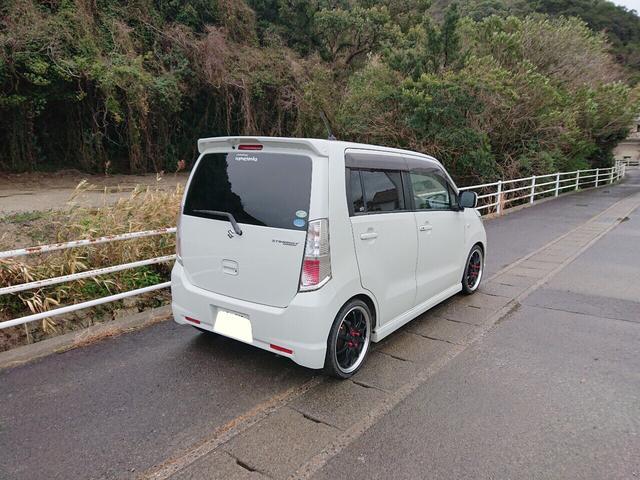 「スズキ」「ワゴンRスティングレー」「コンパクトカー」「徳島県」の中古車3