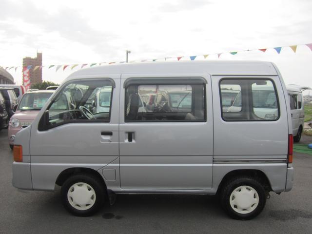 「スバル」「サンバーバン」「軽自動車」「愛媛県」の中古車9