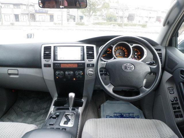 トヨタ ハイラックスサーフ SSR-X LTD リフトアップ 新品MTタイヤ HDDナビ