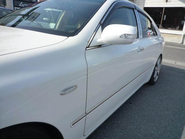 トヨタ クラウン ロイヤルサルーン  RSR車高調 フォグHID