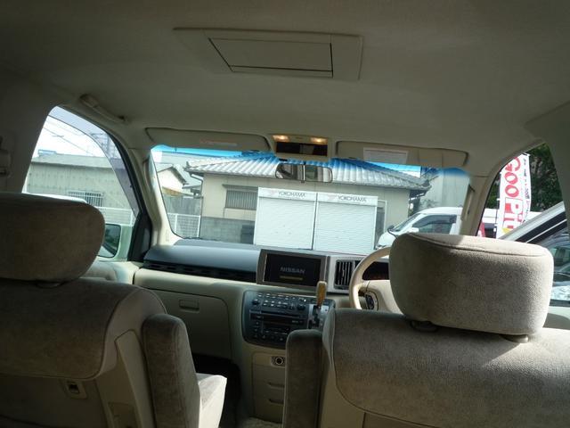 日産 エルグランド VG 4WD ETC バックカメラ 左パワースライドドア