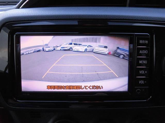 バックカメラ装備で後退時も安全性が向上します。