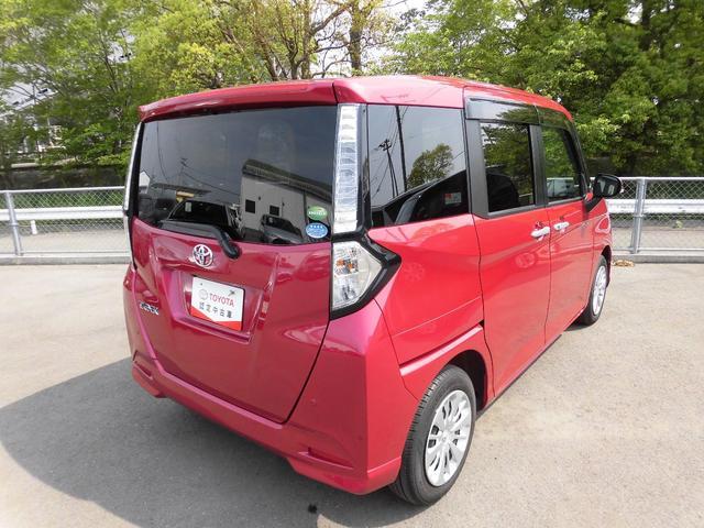「トヨタ」「タンク」「ミニバン・ワンボックス」「徳島県」の中古車3