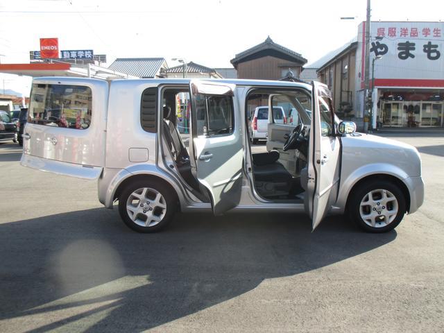 「日産」「キューブ」「ミニバン・ワンボックス」「徳島県」の中古車55