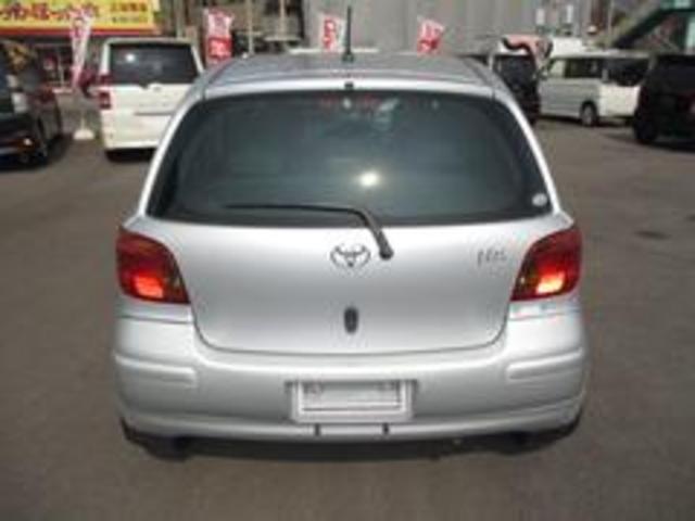 「トヨタ」「ヴィッツ」「コンパクトカー」「徳島県」の中古車6