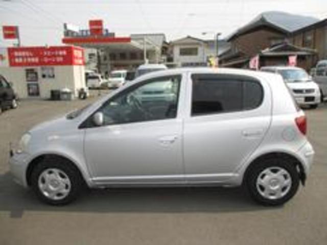 「トヨタ」「ヴィッツ」「コンパクトカー」「徳島県」の中古車9