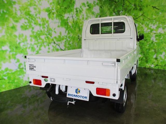 DX 4WD 届け出済み未使用車 禁煙車 3方開 MT(3枚目)