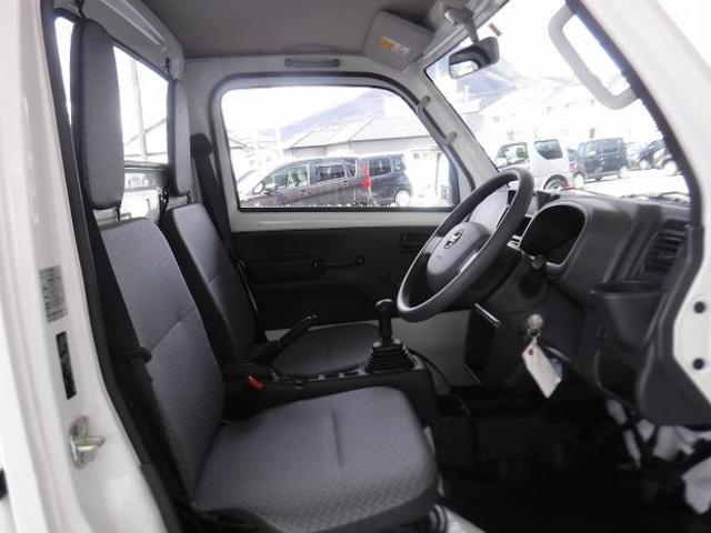 DX 4WD 届け出済み未使用車 禁煙車 3方開 MT(5枚目)