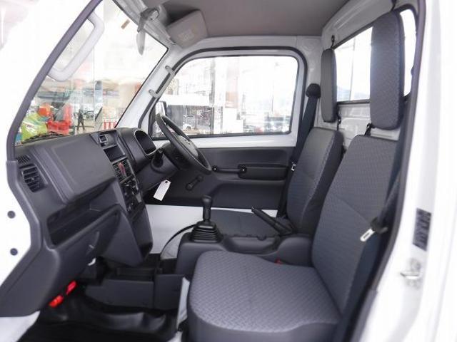 DX 4WD 届け出済み未使用車 禁煙車 3方開 MT(6枚目)