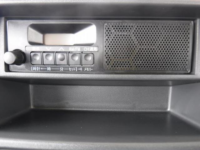 DX 4WD 届け出済み未使用車 禁煙車 3方開 MT(9枚目)