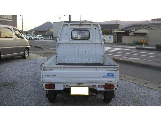 JA仕様 4WD H・L切替式5MT AC付き(3枚目)