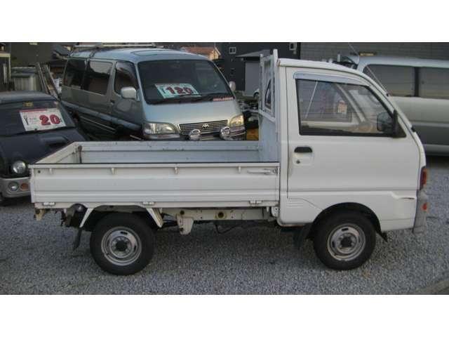 三菱 ミニキャブトラック 実走3.4万キロ JA仕様 4WD H・L切替式5MT