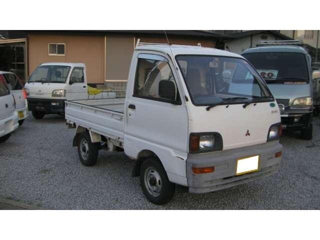 JA仕様 4WD H・L切替式5MT AC付き(6枚目)